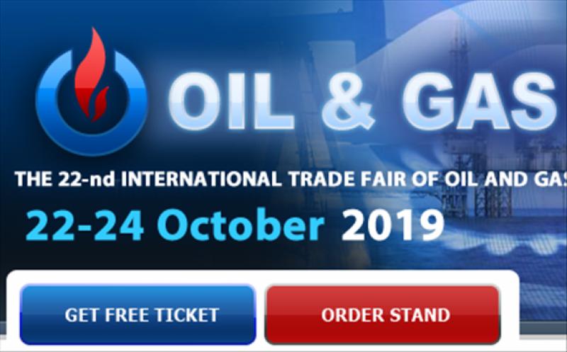 Oil & Gas Ukraine 2019