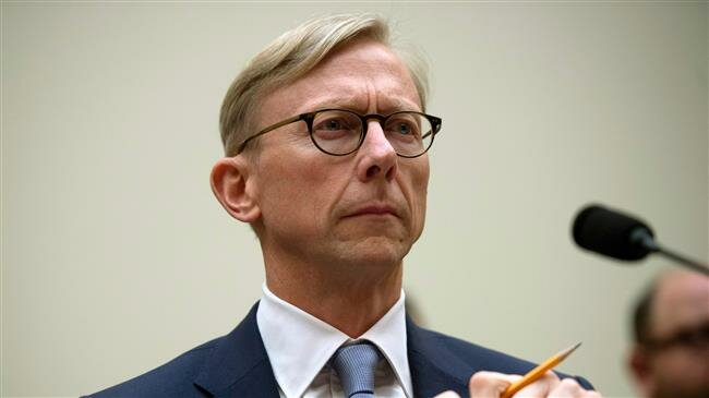 'US will sanction any country that imports Iranian oil'. American special envoy for Iran Brian Hook has said the US will sanction any country that imports oil from the Islamic Republic and there are no exemptions in this regard.