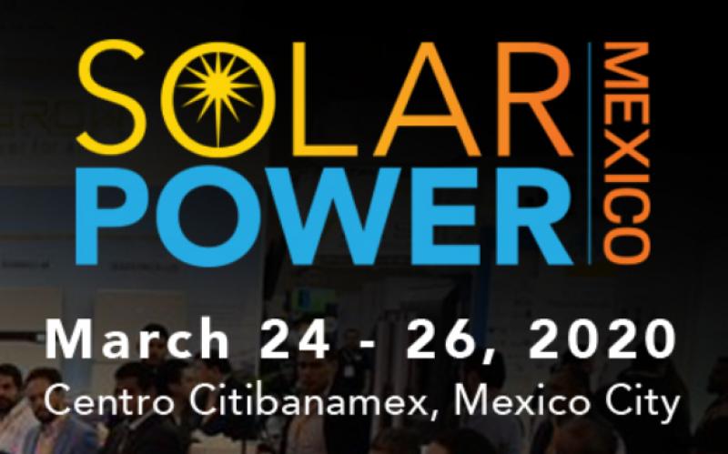 Solar Power Mexico 2020