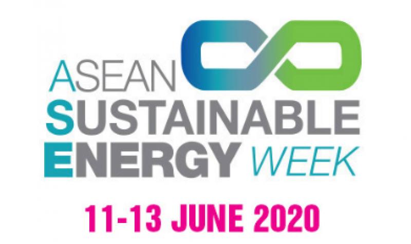 ASEAN Sustainable Energy Week 2020