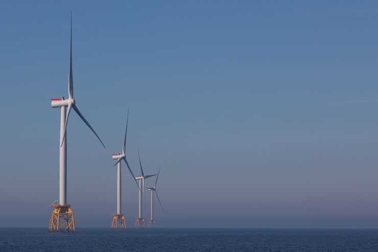 The project is located off the coast of north Scotland. SSE