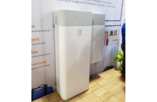 SunPower Equinox Storage