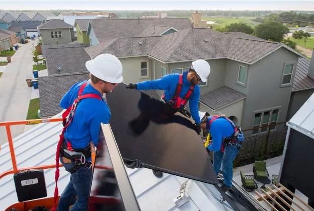 In 2020, California's solar mandate kicks in for all new homes.