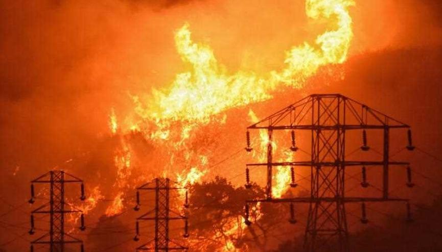 (Mike Eliason/Santa Barbara County Fire Department via AP, File)