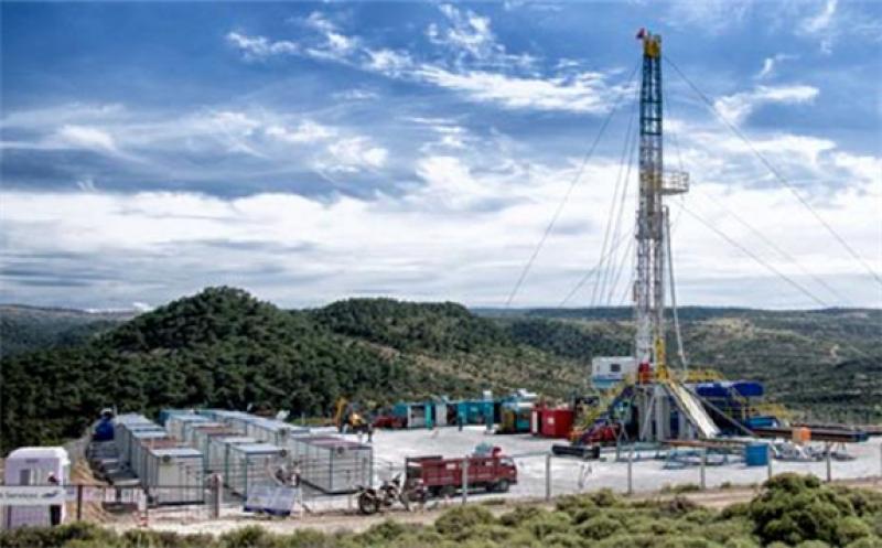 KOC-1 drill site at Canakkale, Turkey in 2014 (source: Transmark)