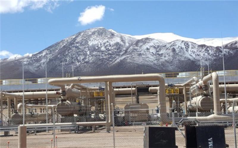 Cerro Pabellon geothermal power plant, Chile (source: developer)