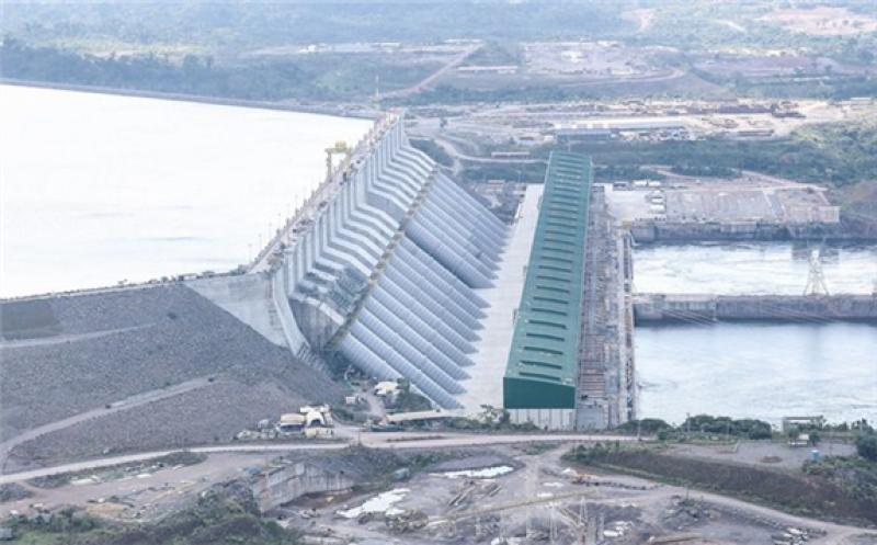 The world's fourth largest hydropower plant and Brazil's biggest—the Belo Monte Dam—is now fully operational - Marcos Corrêa/PR