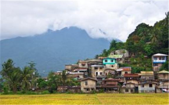Philippine hillside village. Photo by Daniel Zuckerkandel/Shutterstock.com