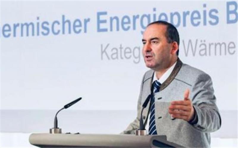 Minister Hubert Aiwanger, Praxisforum Geothermie.Bayern 2019 (source: Enerchange)