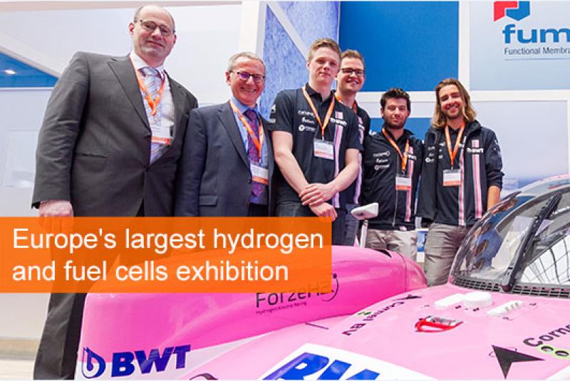 Hydrogen + Fuel Cells Europe