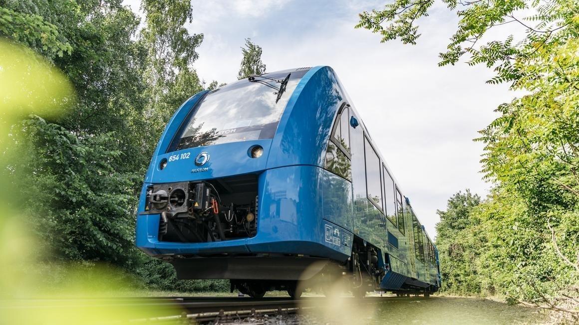 Akasol to supply innovations for Alstom hydrogen train