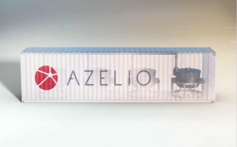 Azelio Inaugurates Energy Storage Project in Sweden