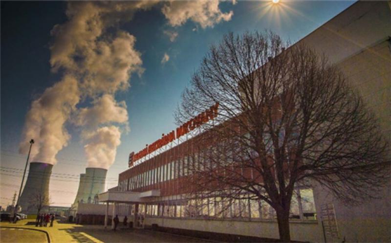 Dukovany nuclear power plant (Image: ČEZ)