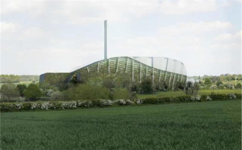 Veolia Submits Planning Application for Waste-to-Energy Project in Hampshire