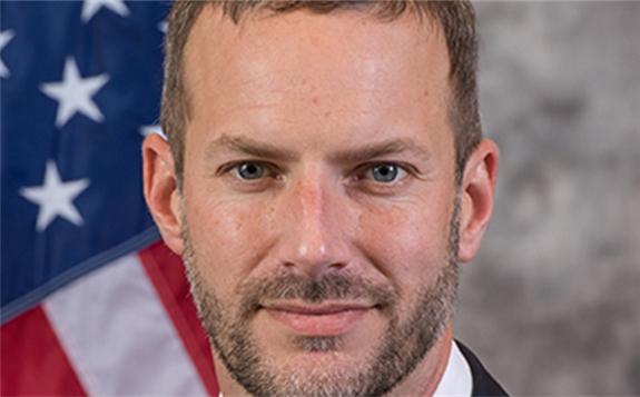 DFC CEO Adam Boehler (Image: DFC)