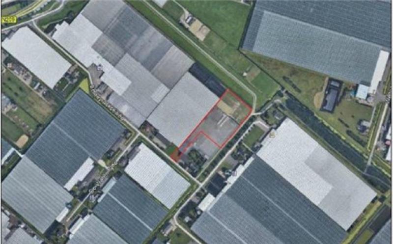Project site at Bergschenhoek, Netherlands (source: Wayland Energy)