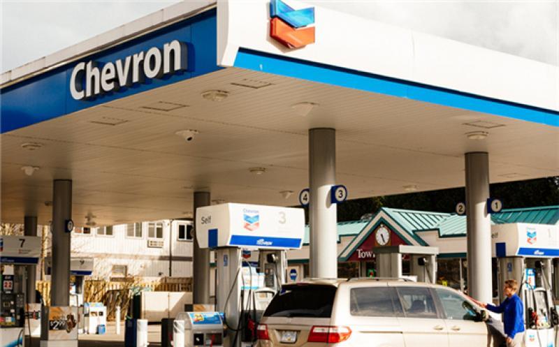 Chevron Posts Massive $8.3 Billion Loss