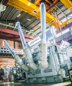 500MVA Transformer unit at SGB-SMIT POWER MATLA