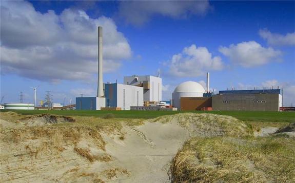 The Borssele nuclear power plant (Image: EPZ)