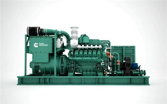 Cummins' new C25G