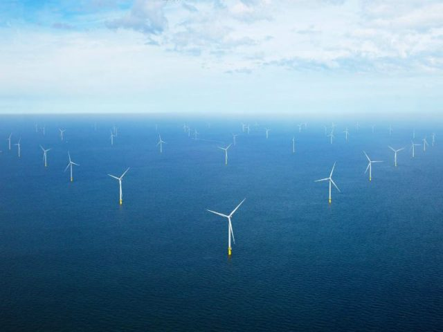 Ørsted's Borssele 1&2 offshore wind farm