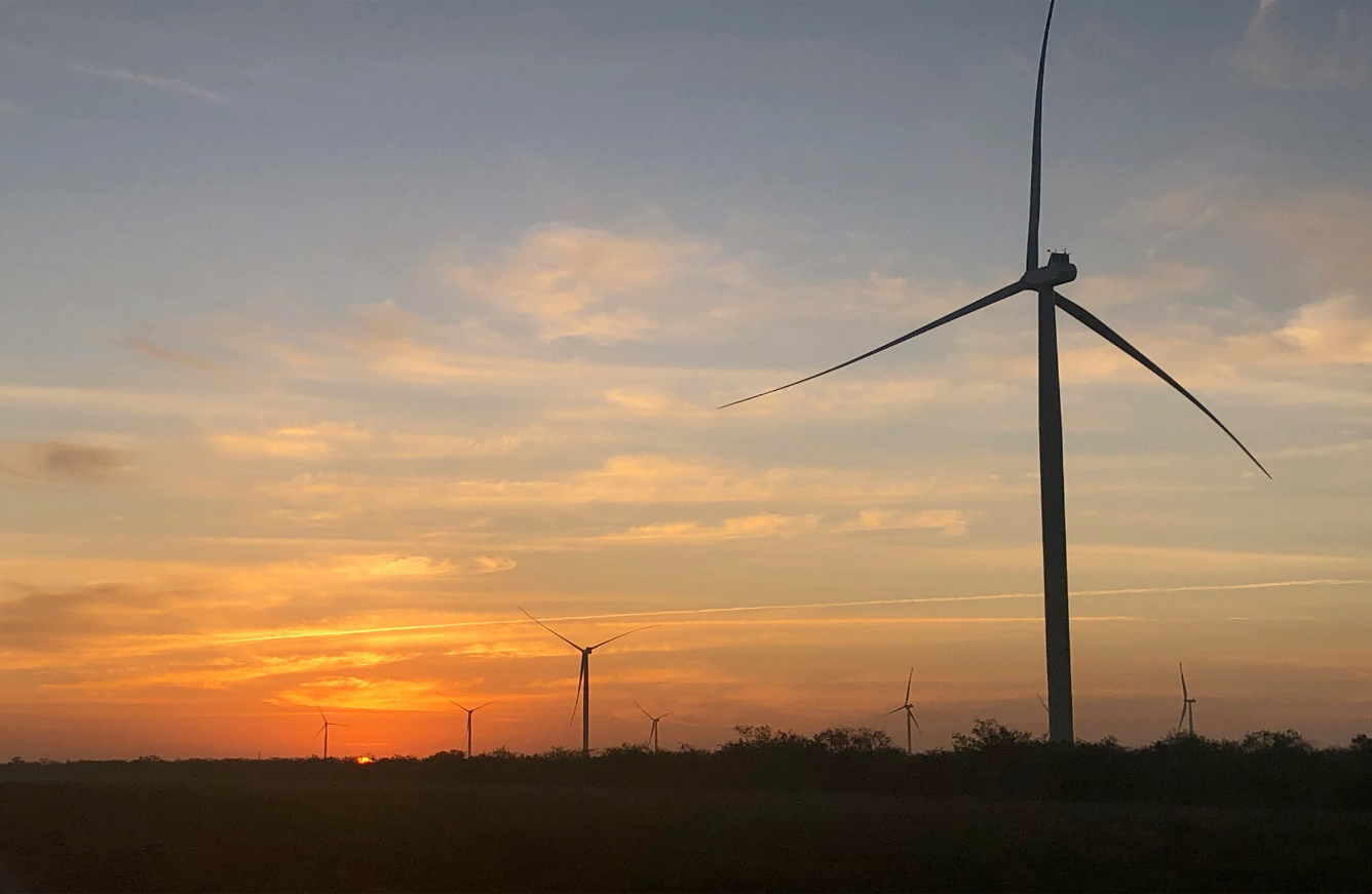 Cranell is RWE's 25th wind project in the US, pushing its capacity over 4.2GW. Credit: RWE.