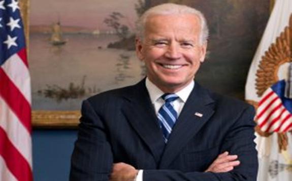 Joe Biden, US President-Elect