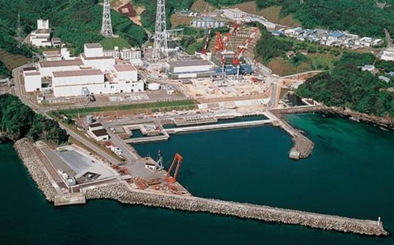 Tokohu's Onagawa plant (Image: Kurihalant Co Ltd)
