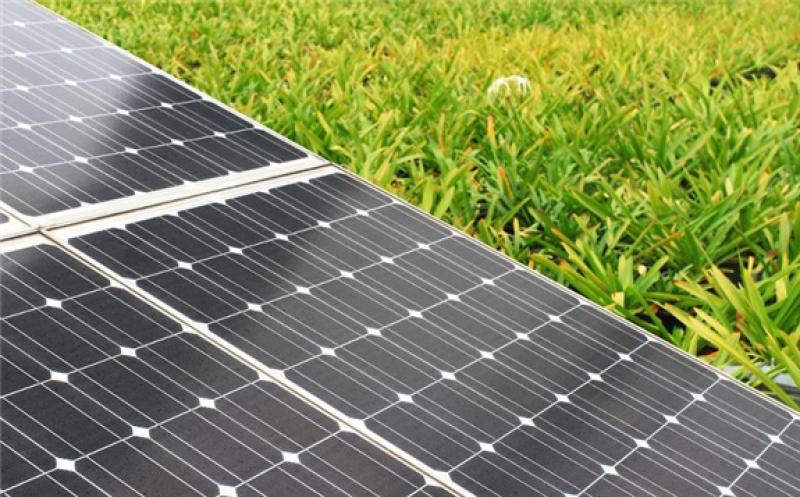 Solar modules. Featured Image: Jackiso/Shutterstock.com