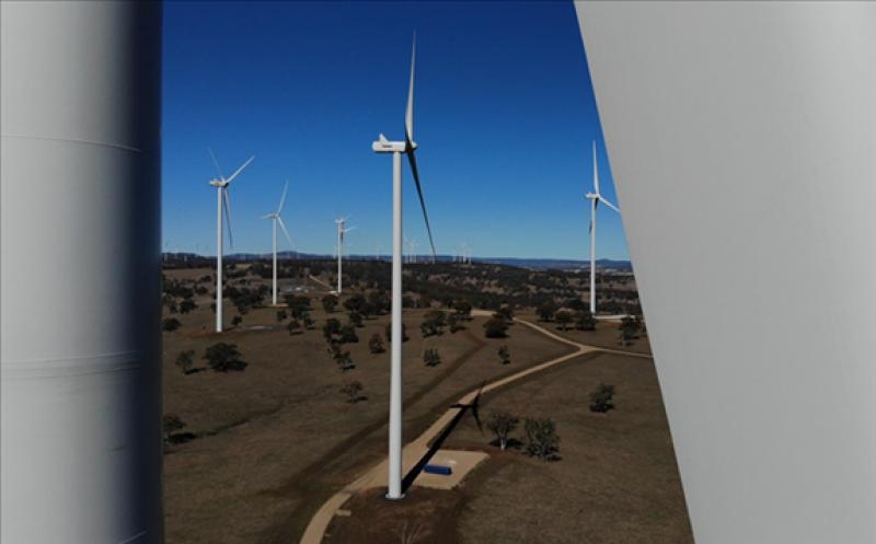 Sapphire wind farm (supplied).
