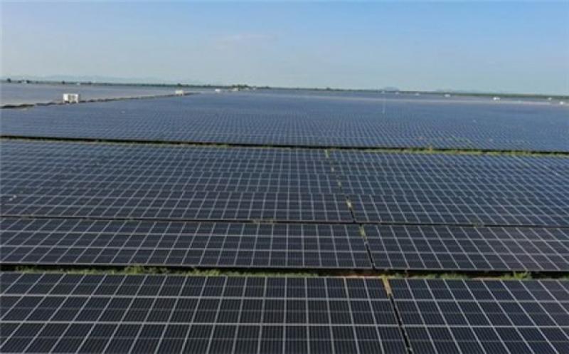 Vietnam's 'Largest' Solar Park Completes Following LONGi Module Supply