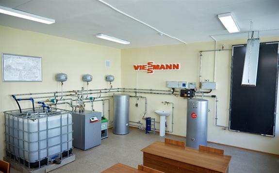 Photos: Viessmann