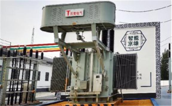 Photo: Yunnan Transformer Electric