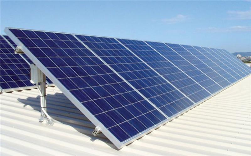 Solar Car-Parks Completed At Oman's Mina Al Fahal