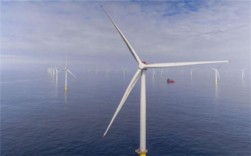 SGRE will supply 64 of its SWT-7.0-154 offshore wind turbines. Credit: Siemens Gamesa Renewable Energy.