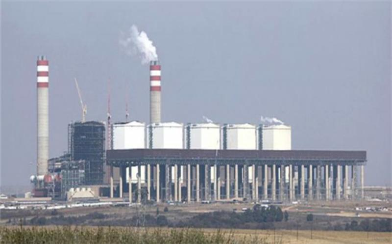 Unit 3 at the Kusile Power Station has attained commercial operation status. Image: Wikipedia.