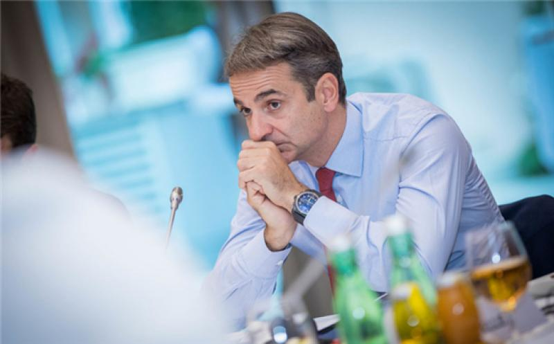PM Kyriakos Mitsotakis has spelled out how he intends to distribute the EU Recovery and Resilience Facility windfall.  Image: European People's Party/Flickr