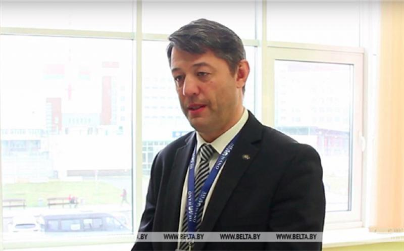 Dmitry Chichikin. Screenshot from the video