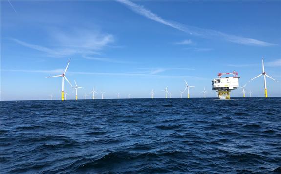 Arkona Wind Farm. Credit: Eskil Eriksen Equinor