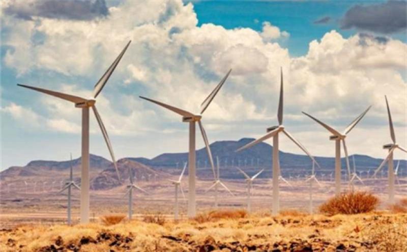 Lake Turkana Wind Power. Wind farm. Kenya