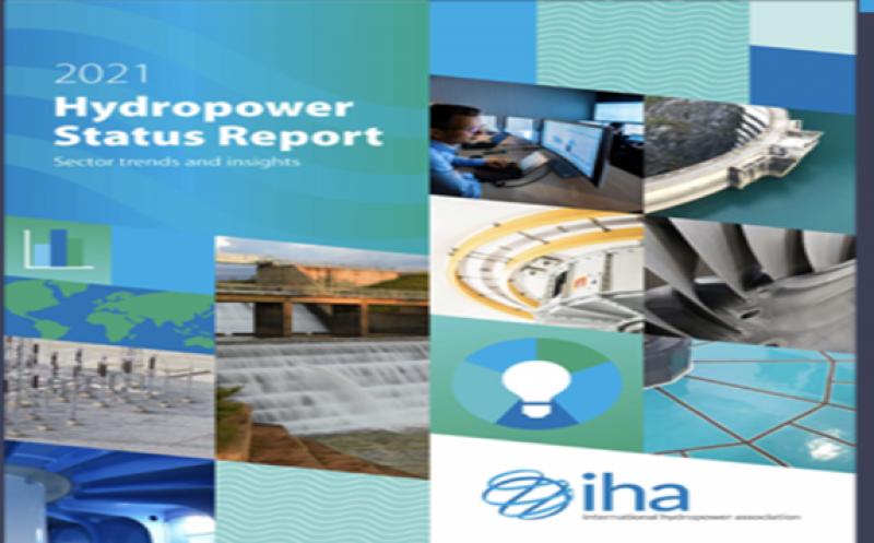 IHA publishes 2021 Hydropower Status Report