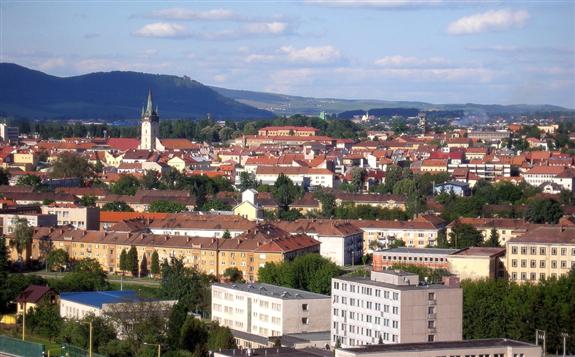 City of Presov, Slovakia (source: Ing.Mgr. Jozef Kotulic, commons wikimedia)