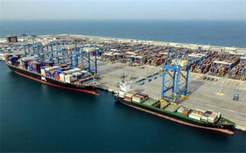 Abu Dhabi's Khalifa port is located next to the industrial zone (Khalifa)
