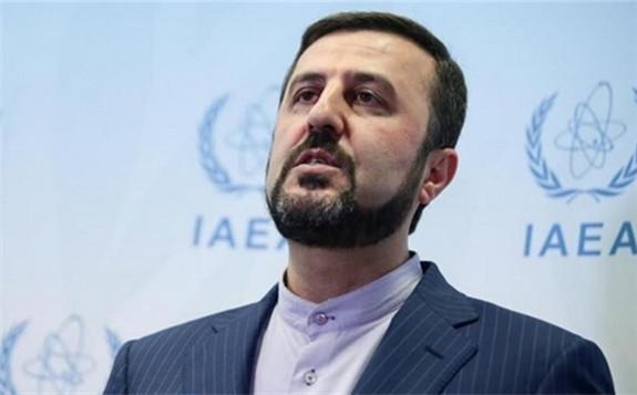 Kazzem Qaribabadi, Iran's ambassador and permanent representative to Vienna-based international organisations (Image: Fars news agency)