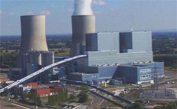 Hard-coal power station in Hamm - credit: RWE