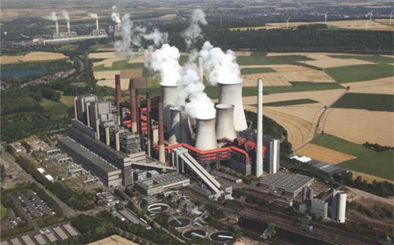 Neurath power plant. Photo credit: RWE AG