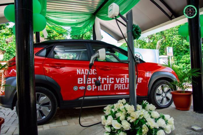 Hyundai Kona EV, NADDC electric vehicle pilot project