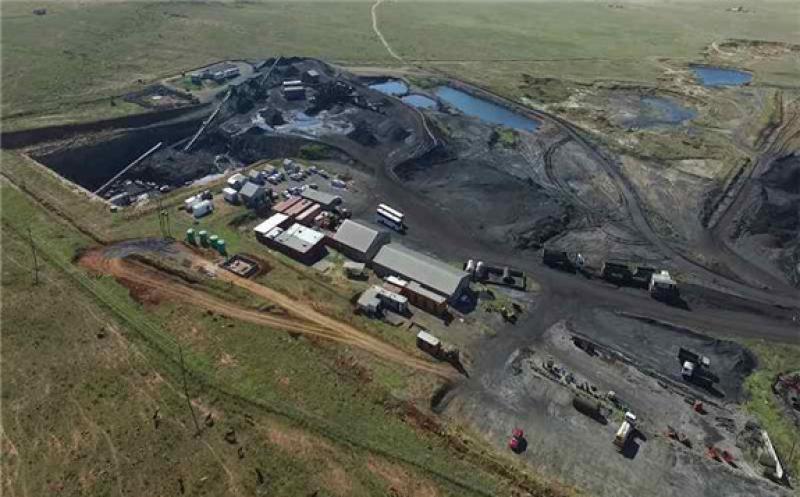 MC Mining Resumes Uitkomst Colliery Operations