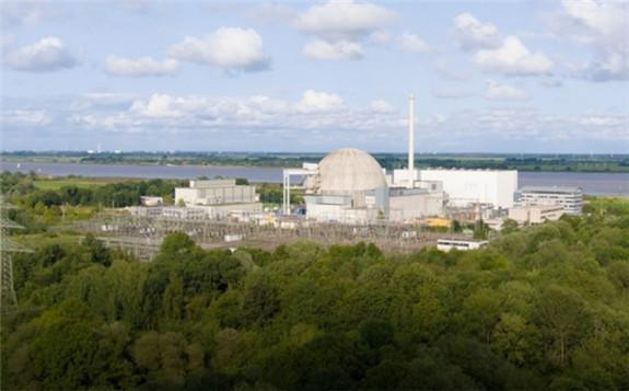 Unterweser nuclear power plant (Image: PreussenElektra)