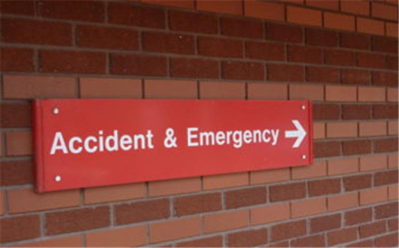 Photo (for illustrative purposes): Accident & Emergency / Lydia / Flickr / CC BY 2.0